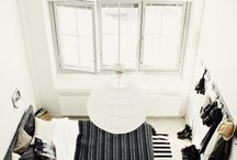 Black.Grey.White.Home / by Kristina Alford