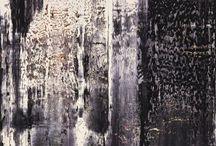 Gerhard Richter / 독일, 추상화가, 게르하르트 리히터