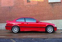 BMW e36 qp