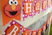 Elmo 2nd birthday ideas