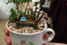 Decorações Com Plantas Naturais
