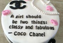 Chanel Cakes