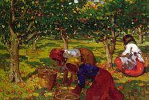 Impresionismo español: Alberto Pla y Rubio (1867-1937)