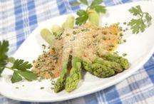 Spargel Gerichte / Mit der Zutat Spargel kann man köstliche Gerichte und Speise zaubern. Probiere jetzt eines unserer Spargel Rezepte.
