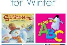 Great Children's Picture Book Lists / Thematic lists of picture books to share with children