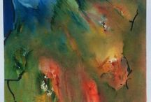 Barbara Reale Oil Artworks, oil on canvas, oil on paper,  / Barbara Reale Oil Artworks, oil on canvas, oil on paper, oil artwork of barbara reale italian artist,