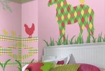My girl mood board / Girl horse bedroom diy
