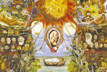 Frida Kahlo / my favorite artist