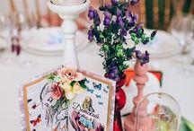 Свадьба Елены и Андрея (22.07.16) / Декор: студия event дизайна JennyArt ~~~ Флористика: Flowers Cafe ~~~ Организация: Философия праздника ~~~ Фото: Стахов Юрий ~~~