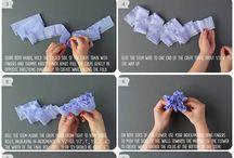 paper crepe idea