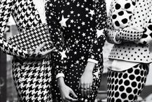 MoodBoard: Houndstooth.. Pied de Poule ..tooth of the dog
