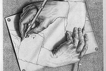 Escher / by Per Lantz