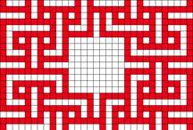 pixel wzorki