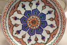 ottoman seramik