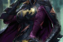 Batgirl Fan / Batgirl is no longer the damsel in distress. / by Angel Burton