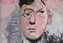 Portrait Paintings - Stylized