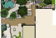 Proiecte design grădini