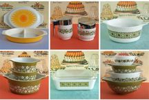 Pyrex Love / by TurquoiseDreaming@Etsy.com Sheree Brown