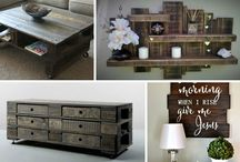 Pallet Furniture / pallet furniture, muebles hechos con palets