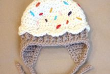 Crochet hats kids