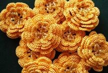 Flores crochet / Flores crochet