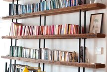 HOUSE | bookcase / shelves