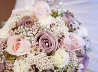 Renita's wedding bouquet