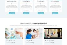 Web Designs - Doctors