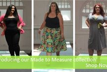 SS15 | Collection / Women's plus size fashion brand