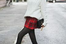STREET STYLE ● Fashion