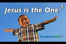 Freedom Kids Music Videos / Free Biblical resource introducing young kids to Scripture through videos, books, music and apps!