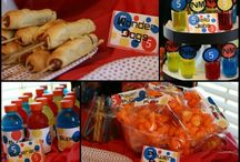 celebrate // kid party inspiration / by The Shopping Mama