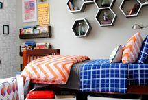 Teen Boy's Room Ideas (J)