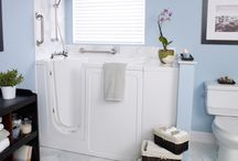 Walk In Bath / Latest bathroom products & design available on Olympic Bathrooms.