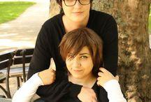 Sekaiichi Hatsukoi / Cosplay :D Our fanpage 2 Broke Girls Cosplay on fb
