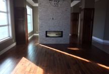 Client Installations / We are very proud to be working with many builders in and around the City of Edmonton. We take pride in our installation and finishing products of all fireplaces installed in homes. We work with many clients looking at renovating their home to ensure their dream becomes a reality! Enjoy the photos. :)