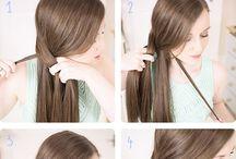 Hair / by Caitlin Mullins