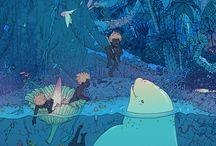 ☆MOEBIUS☆ / illustrations I love most about this fantastic monster of art