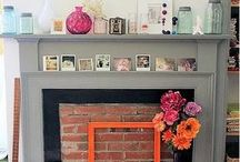 Decorating  / by Lisa Ange