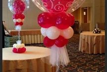 Balloons & creative for party