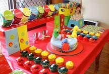 Jaxsen's Party