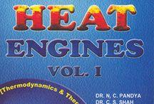 HEAT ENGINES VOL. I