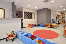 Education Solutions / Tarkett's best flooring solutions for education environments. These floors were designed to create positive spaces that are enhanced for learning.