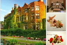London Getaways - Pennyhill Park / When London gets to busy this is a little bit of heaven. Beautiful spa and hotel.