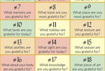 Gratitude Thoughts
