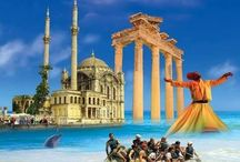 Turizm ve Seyahat - Tourism and Travel