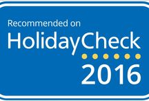 Holiday Check Reward! / The messonghi Beach Holiday resort belongs to the very high rated hotels on Holiday Check.