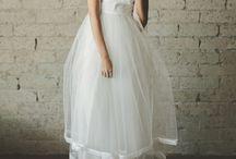 Robe / Des idées pour ma robe de mariée