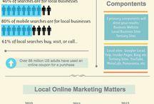 Local Marketing Infographics