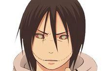 Kakuzu / Ridiculously long armpit hair